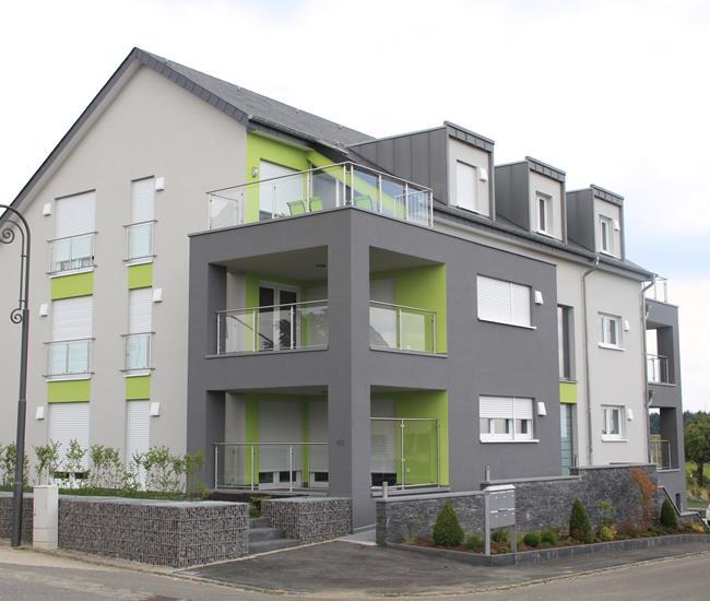Appartements - Projekte - Yelo-Bau Bauunternehmen (Luxemburg)